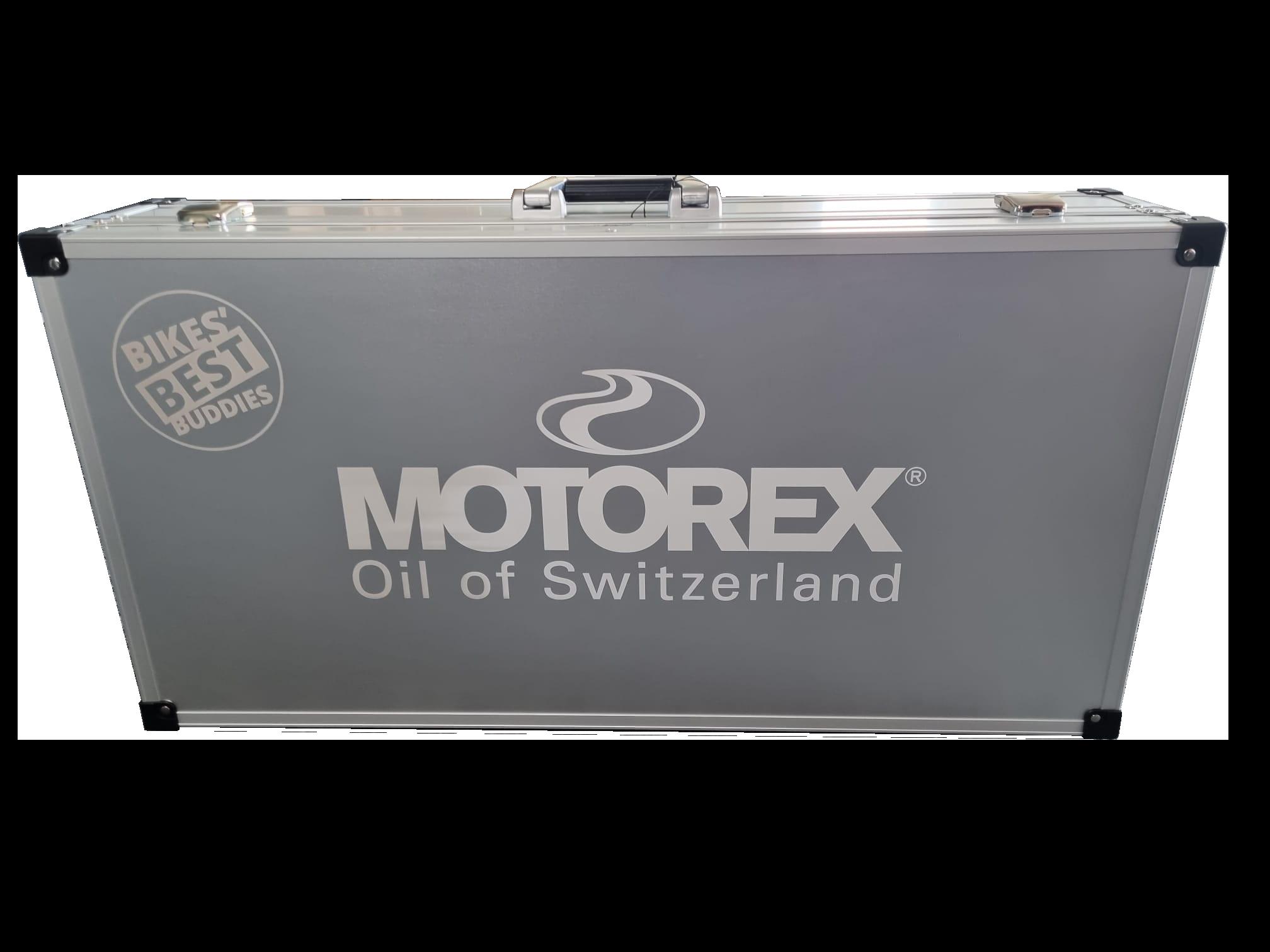 Motorex Koffer